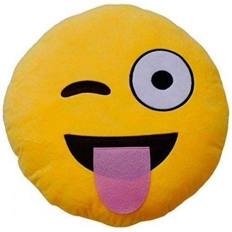 Emoticonworld Language 32 Cm-Cushion Emoticon.