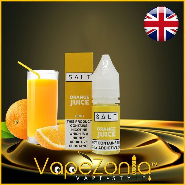 SALT Nic ORANGE JUICE 10 Ml 20 Mg