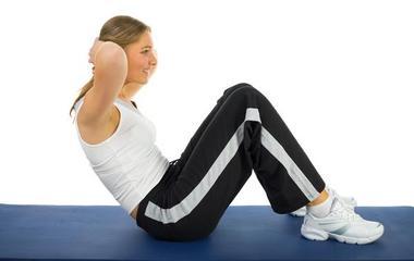 做完仰卧起坐肚子疼还要不要继续练-养生法典