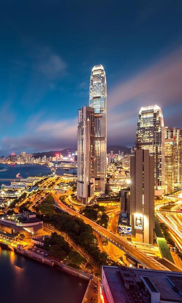 亚洲金融中心