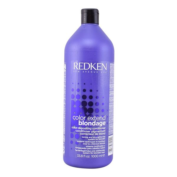 Colour Protecting Conditioner Color Extend Blondage Redken (1000 Ml)