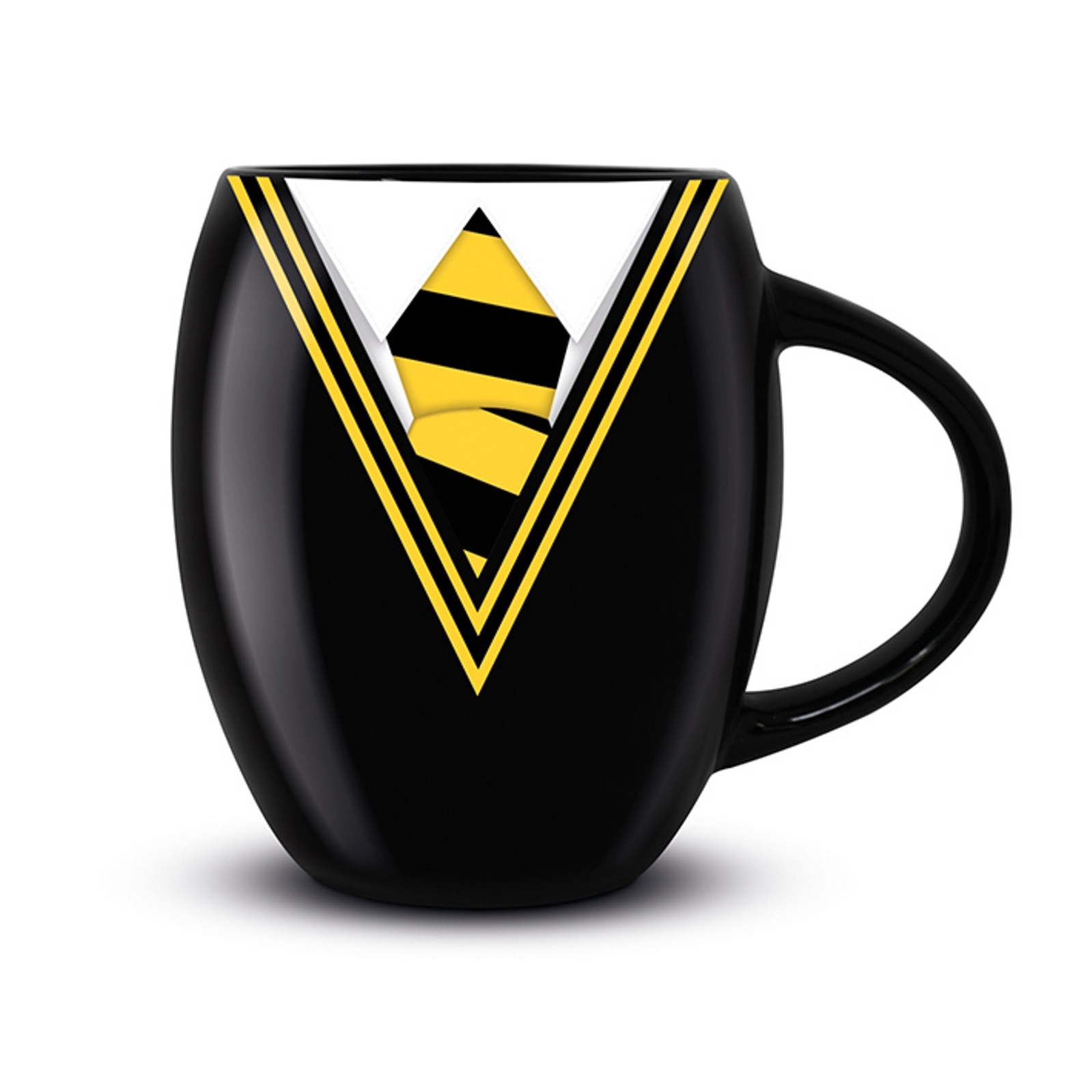 Кружка Harry Potter (Hufflepuff Uniform) Oval Mug MGO25714