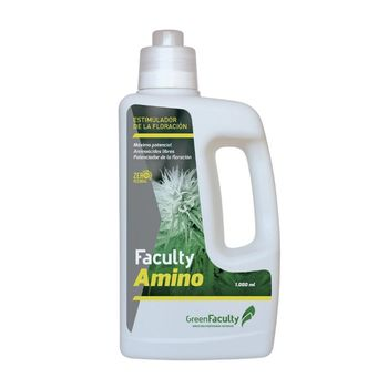 GreenFaculty, Fertilizante Floración, Abono con Aminoácidos Ecológico Orgánico, para Cultivo de Interior,...