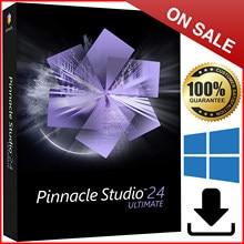 Pinacle Studio Ultimate 24, Version complète, pour Win'dows