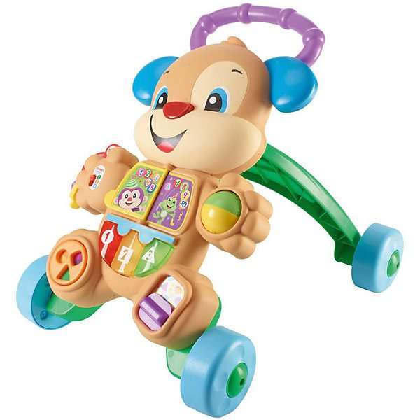 Educational Walkers-wheelchair Fisher-price Scientist Puppy