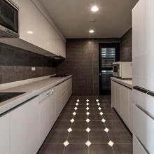 10 piezas 3D azulejos cuadrados pegatinas autoadhesivos Vintage patrón arte Diagonal piso baño cocina accesorios decorativos