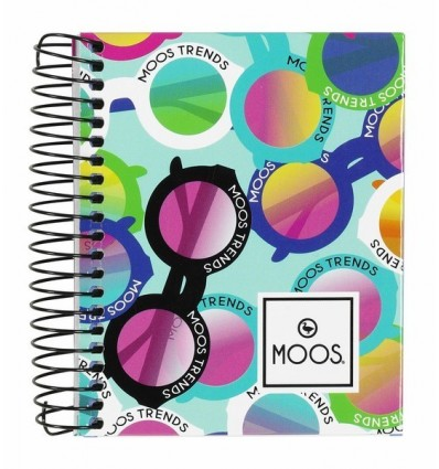 NOTEPAD A7 100 SHEETS MOOS