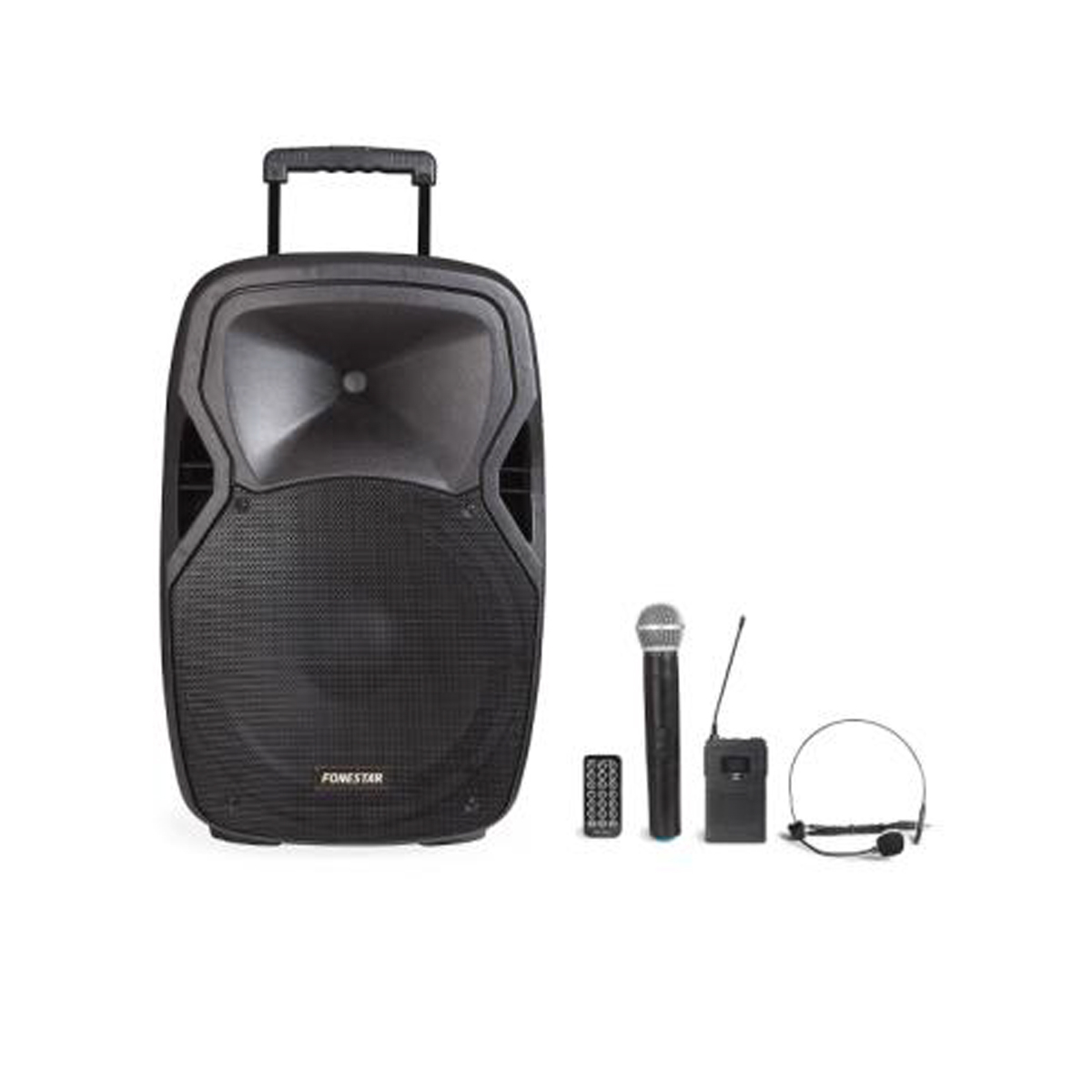 Cash Box Amplified Laptop 15in 200wmax With 2 Micro Malibu-215p