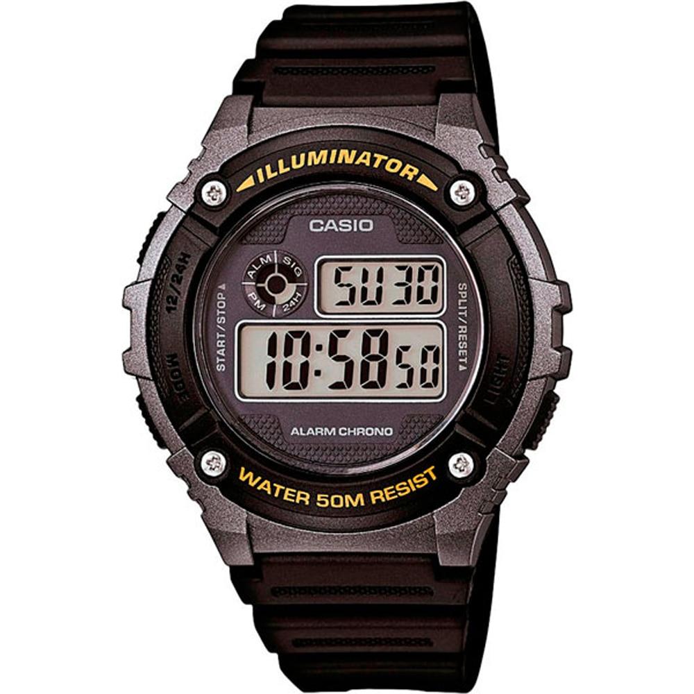 Casio Wrist Watches W-216H-1B Men Digital