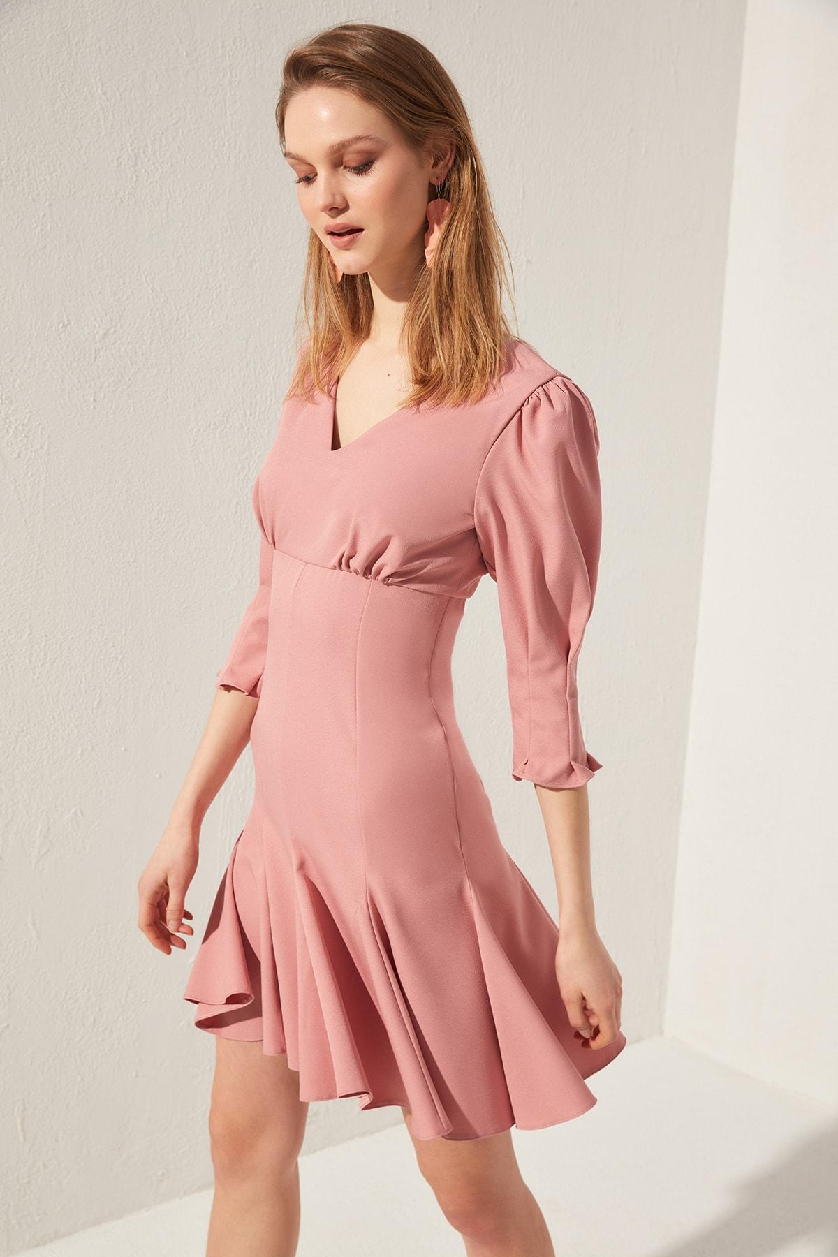 Trendyol Basic Dress TWOSS20EL0356