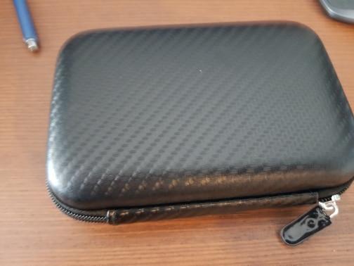 ORICO 2.5 Hard Disk Case Portable HDD Protection Bag for External 2.5 inch Hard Drive Earphone U Disk Hard Disk Drive Case Black reviews №2 144269