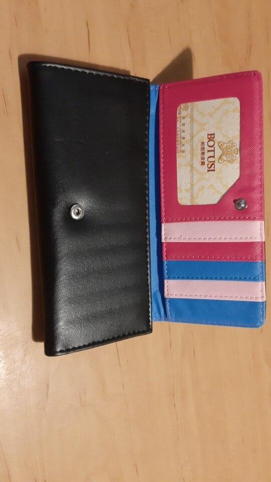Carteiras Mulheres Dinheiro Cartões