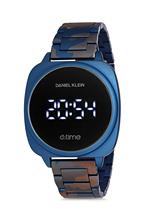 Daniel Klein d time DK012969B-06 Men Wristwatch Clock cheap 3Bar Fashion Casual
