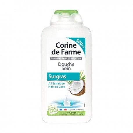 CORINE DE FARME SURGRASS COCO BODY CREAM BATH 500ML