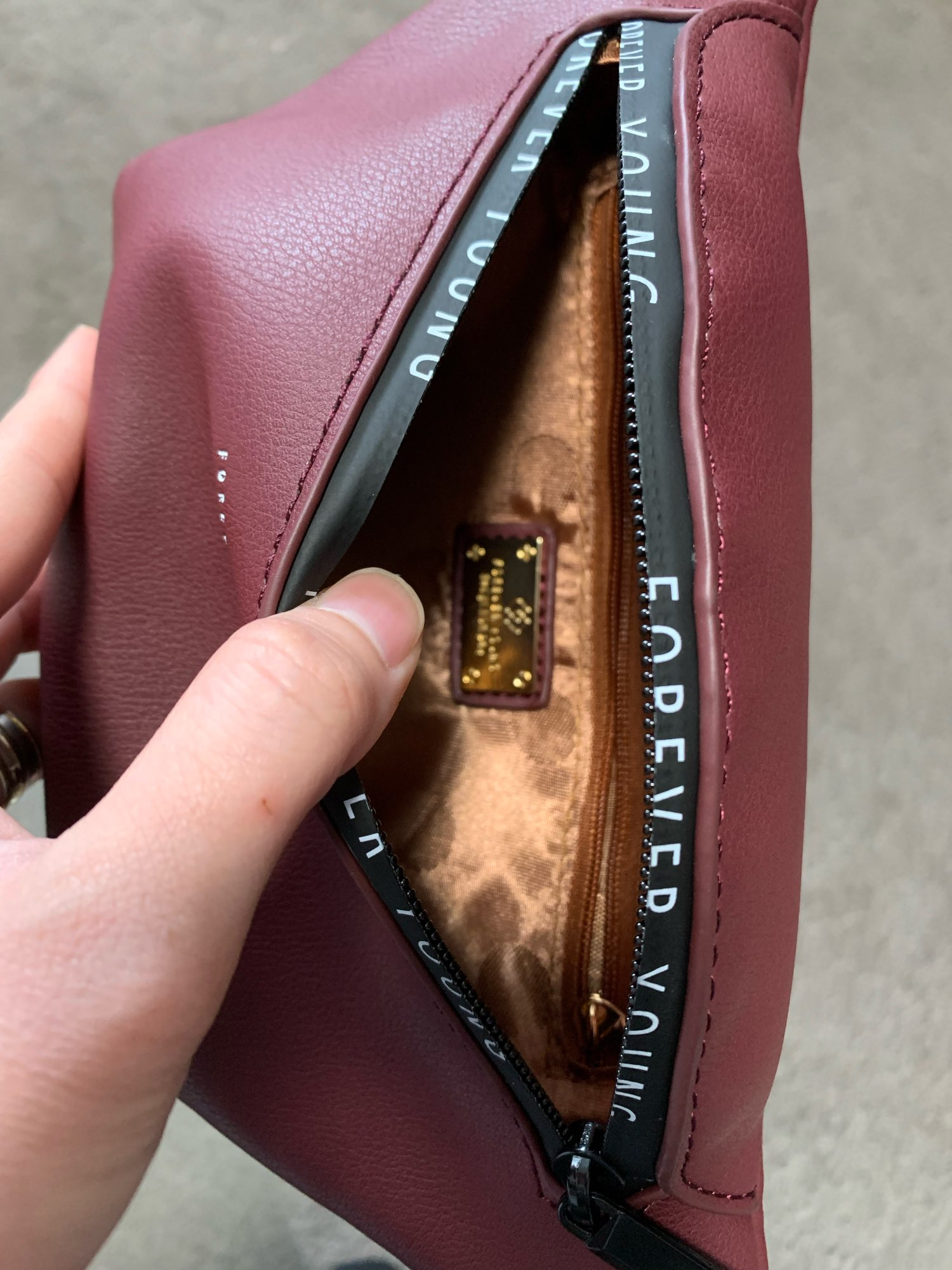 Multifunction PU Waist Bag photo review