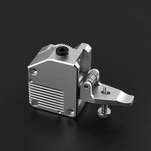Image 3 - High Quality Dual Gear All Metal Bmg Extruder Bowden Dual Drive Extruder For 3d Printer Mk8 CR 10 Ender 3 Prusa I3 Mk3
