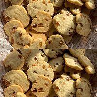 过年零食十分钟搞定、满屋飘香葡萄干曲奇饼的做法图解3