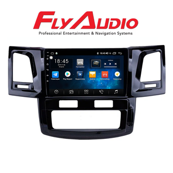 Car Radio Android for Toyota Hilux 2012 +
