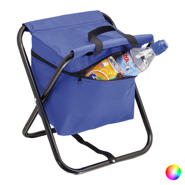 Folding Chair With Cooler 143571