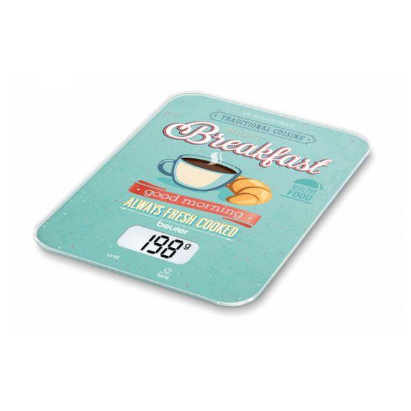 Digital Kitchen Scale Breakfast Beurer 704.03|Kitchen Scales| |  - title=