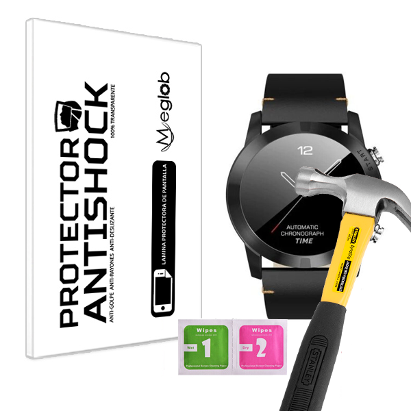 Screen protector Anti-Shock Anti-scratch Anti-Shatter compatible with <font><b>NO1</b></font> <font><b>S10</b></font> image