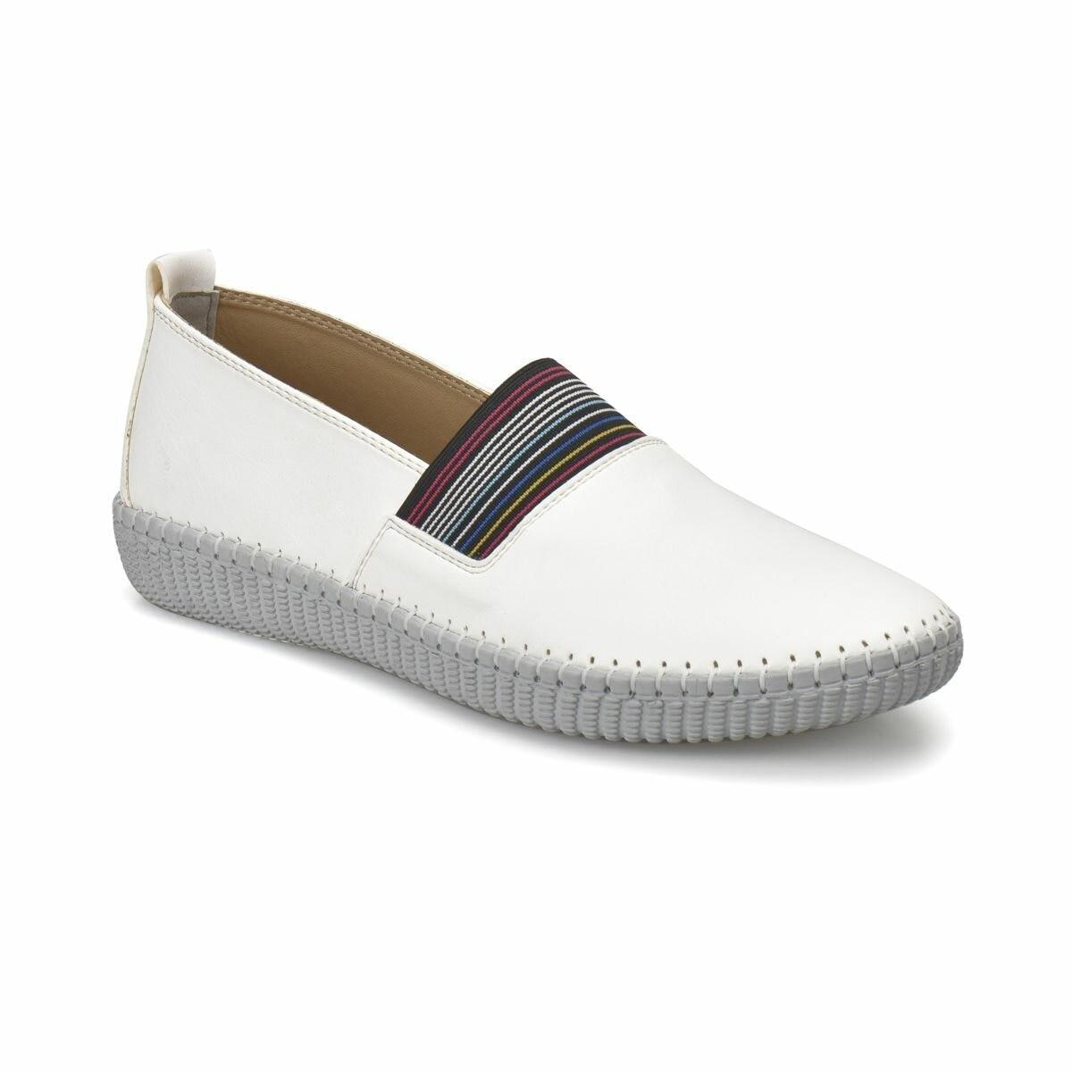 FLO 81.158414.Z White Women Basic Comfort Polaris