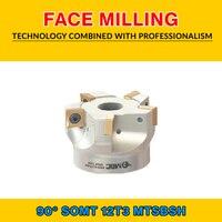 TK SPMT 12 002 ISO FACE MILLING EM90 63X5 022 SPMT 1204