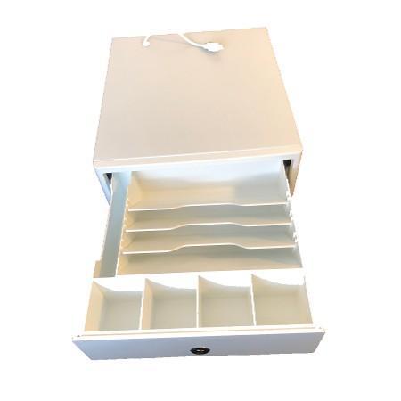 Кассовый ящик, кассовая коробка, 3 банкноты, 4 коробка для монет, Сейф