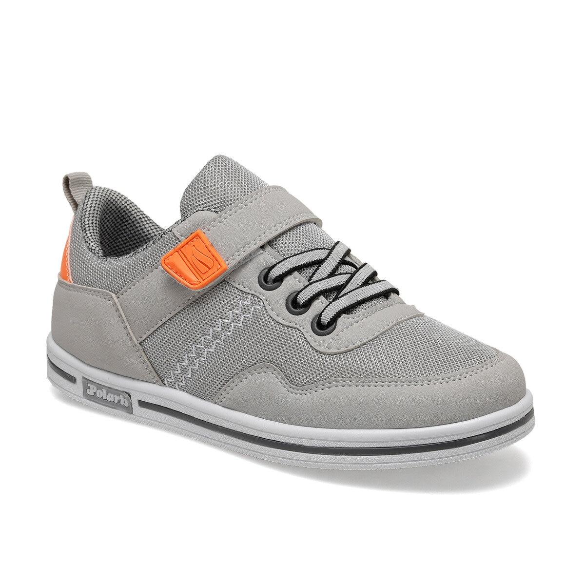 FLO 512532.F Gray Male Child Sneaker Shoes Polaris