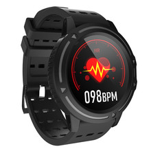 Accalia V5 smart watch full screen touch heart rate blood pressure monitor waterproof fitness tracker sport man