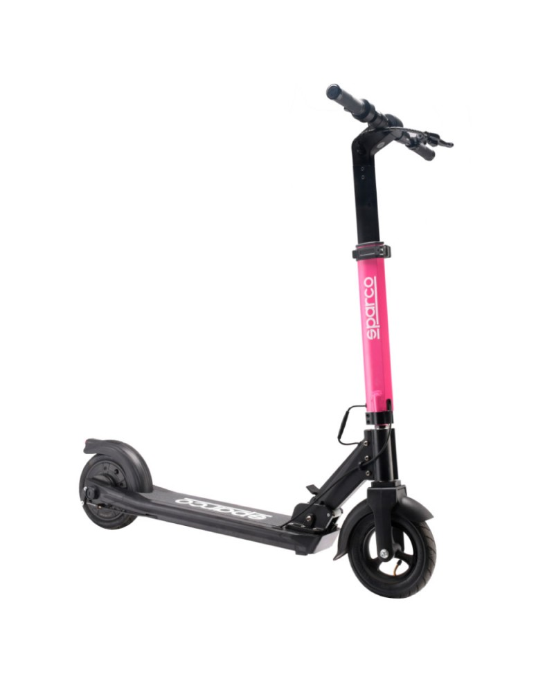 Sparco Scooter. Electric Scooter With Motor. Folding Scooter For Adult