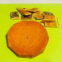 新年第一个菜谱~暖胃又甜蜜的南瓜小米粥的做法图解4