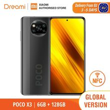 Version mondiale POCO X3 6 go RAM 128 go ROM (tout neuf/scellé) NFC , poco, pocox3, 128, téléphone, mobile