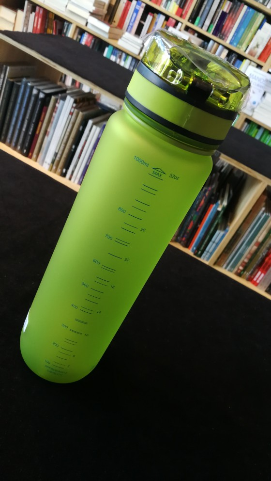Water Bottles 500/650/1000ML Protein Shaker Leakproof Outdoor Sports Drink My Bottle for water Tritan Plastic Drinkware BPA Free-in Water Bottles from Home & Garden on AliExpress