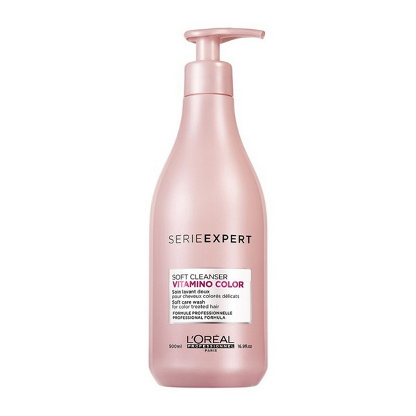 Soft Shampoo Vitamino Color L'Oreal Expert Professionnel (500 Ml)