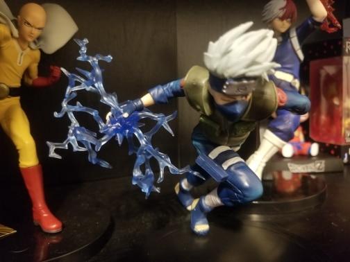Anime Naruto Figure photo review
