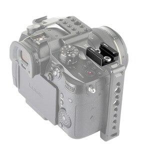 """Image 4 - Adaptateur de sabot à froid avec deux flexion sécurisées Compatible pour accessoires de caméra universels avec filetage 1/4 """" 1960"""