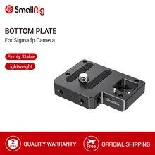 Płyta dolna SmallRig do kamery Sigma fp płyta szybkiego uwalniania do mocowania płyty kamery Arca lub Manfrotto 2673