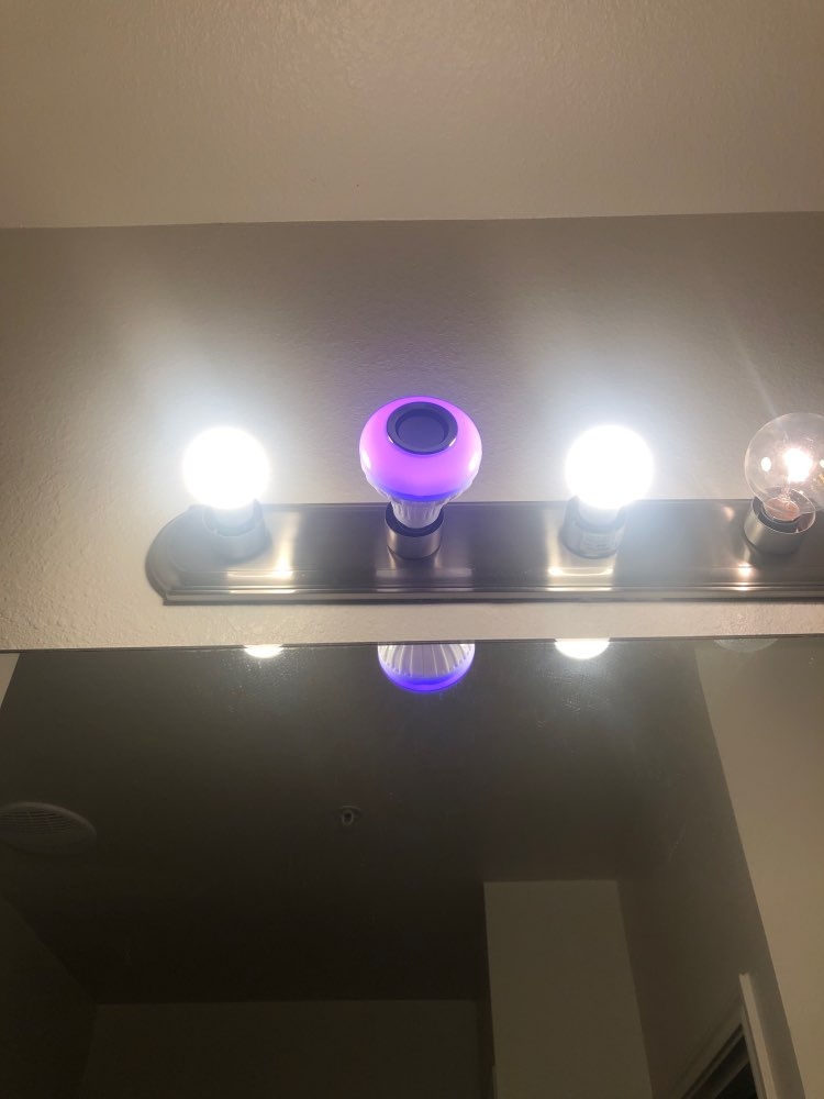 Fancycen™ Smart LED Music Bulb