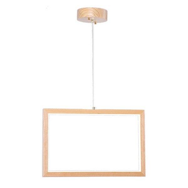 Ceiling Light Pine