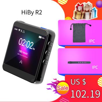 HiBy R2 MP3 sieci strumieniowego przesyłania muzyki odtwarzacz zatrudnia bezstratny dźwięk cyfrowy pływów MQA 5Gwifi LDAC DSD Radio internetowe Bluetooth 5 0 tanie i dobre opinie CN (pochodzenie) MP3 WAV APE FLAC AIFF NONE ES9218 Ekran dotykowy + Dotykowy Tone 61*61*12 mm Metal Bateria litowa Dyktafon