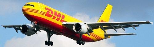 DHL Uçak