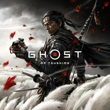 Jeu complet PS4 Ghost of Tsushima
