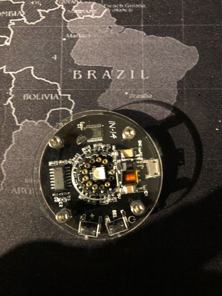 -- Ds3231 Brilham Relógio