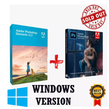 Adobe Photoshop Elements 2021+ PHOTOSHOP 2020 CC Windows Full Version Pre-Activated Fast Download Instant Delivery photoshop 4