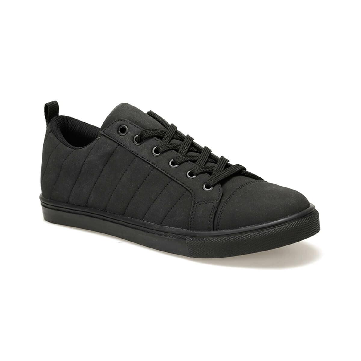 FLO KP-012 zapatos negros para hombre Panama Club