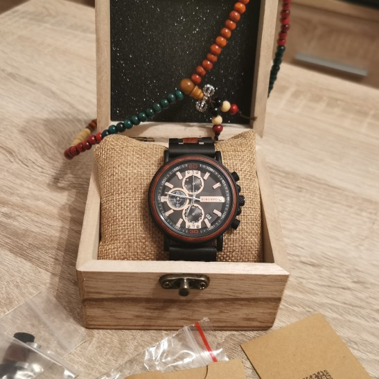 wooden watch uk