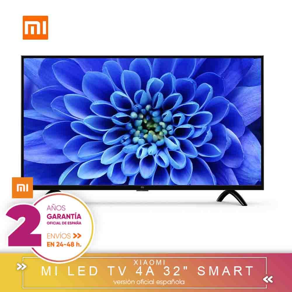 [Official Spanish Version Warranty] xiaomi mi smart TV 4A 32 inch 1.5 hard gb 8 hard gb 64-bit Quad Core android 9,0 HD TV WIFI