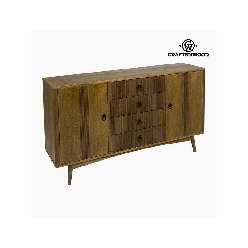 Dresser Teak Brown Mdf-the Collection Be Yourself By Craftenwood