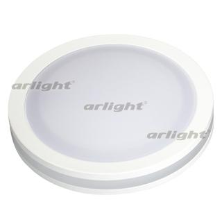 017990 Led Panel Light LTD-95SOL-10W Day White ARLIGHT 1-pc
